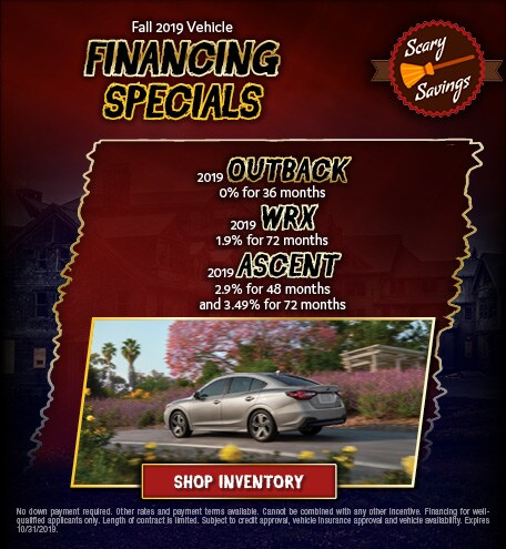 October 2019 Multi-Vehicle Special