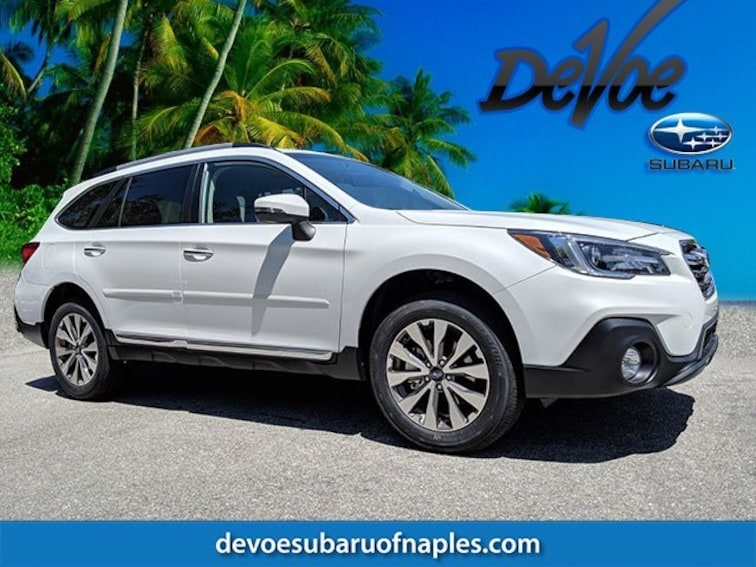 New 2019 Subaru Outback 2.5i Touring SUV in Naples, FL