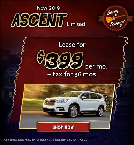 October 2019 Ascent Special