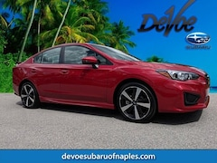 New 2019 Subaru Impreza 2.0i Sport Sedan Naples
