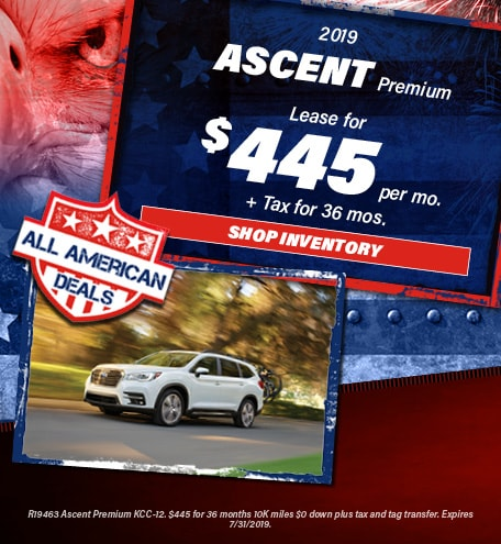 July 2019 Ascent Special
