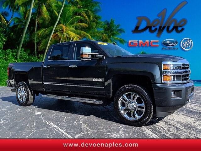 2018 Chevrolet Silverado 2500HD High Country Truck
