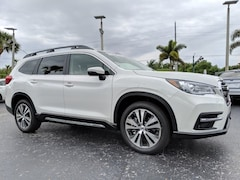 New 2019 Subaru Ascent Limited 7-Passenger SUV 4S4WMAPD1K3460911 Naples