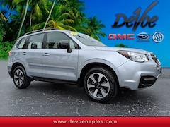 Used 2018 Subaru Forester 2.5i SUV JF2SJABC2JH496393 for Sale in Naples