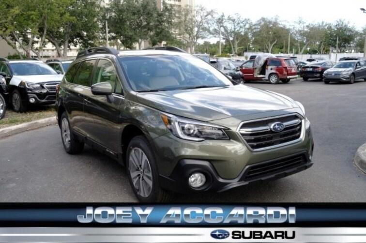 New 2019 Subaru Outback 2.5i Limited SUV Pompano Beach