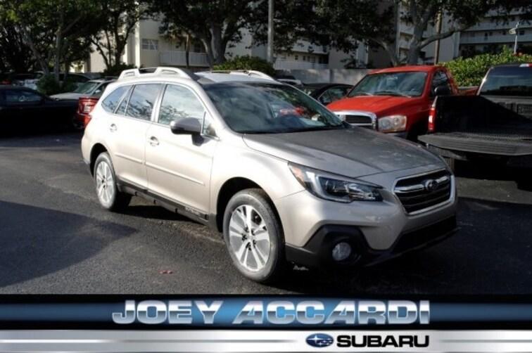 New 2019 Subaru Outback 2.5i Limited SUV For Sale/Lease Pompano Beach, FL