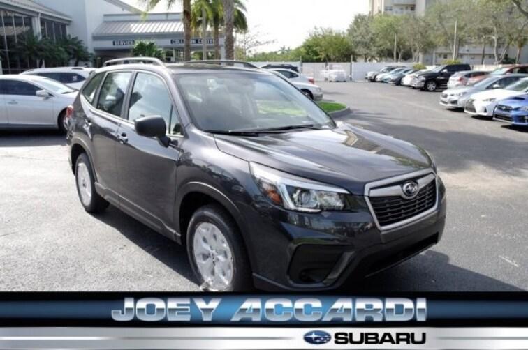 New 2019 Subaru Forester Standard SUV For Sale/Lease Pompano Beach, FL