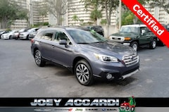 Certified Pre-Owned 2016 Subaru Outback 2.5i Limited SUV 4S4BSBNC0G3287944 in Pompano Beach, FL