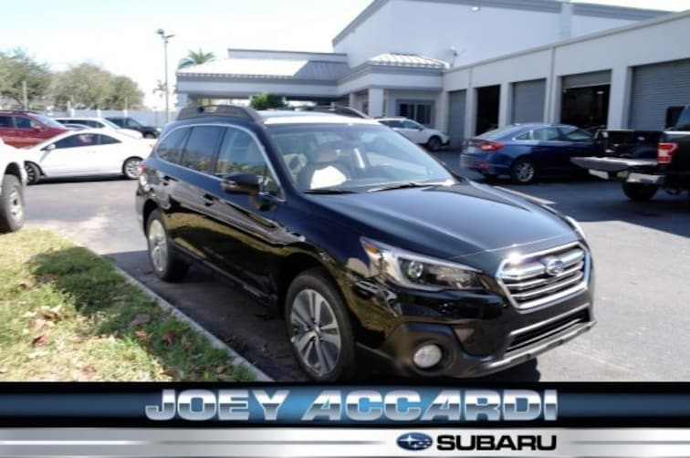 New 2019 Subaru Outback 2.5i Limited SUV For Sale/Lease Pompano Beach, FL