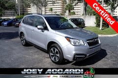 Used 2017 Subaru Forester 2.5i Limited SUV JF2SJAJC5HH572958 in Pompano Beach