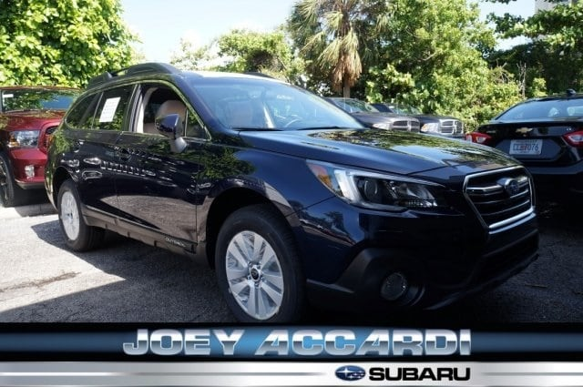 Featured New 2018 Subaru Outback 2.5i Premium with Starlink SUV in Pompano Beach