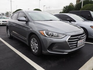 Used 2017 Hyundai Elantra SE Sedan KMHD74LF1HU117137 for Sale in Ontario, CA