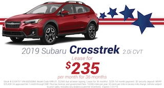 $235/mo lease for 36 months!