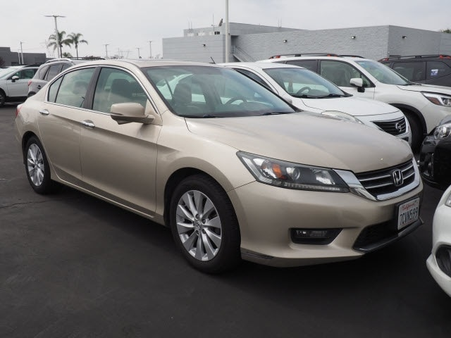 Used 2014 Honda Accord EX Sedan Ontario, CA