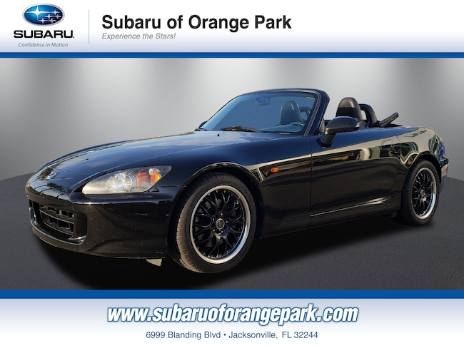 2009 Honda S2000 Base Roadster