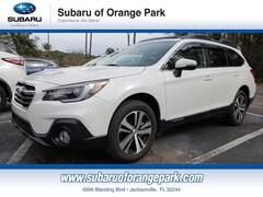 2018 Subaru Outback Certified 2.5I