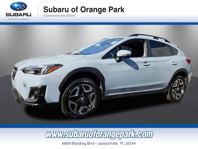 2018 Subaru Crosstrek Certified 2.0I Limited