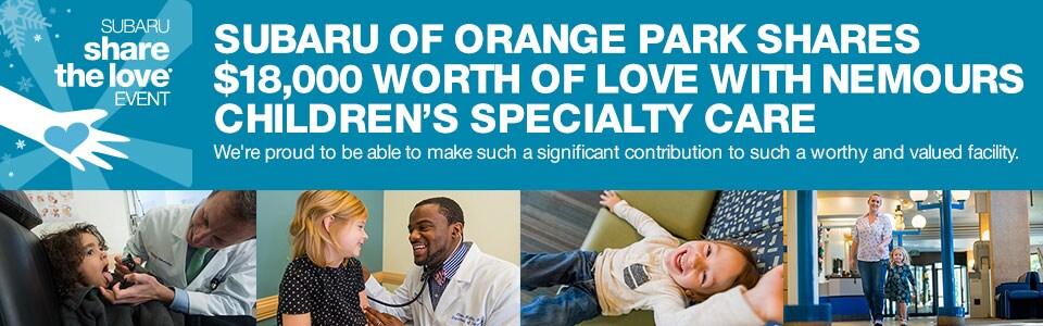 Hanania Automotive | Subaru Share the Love Program ...