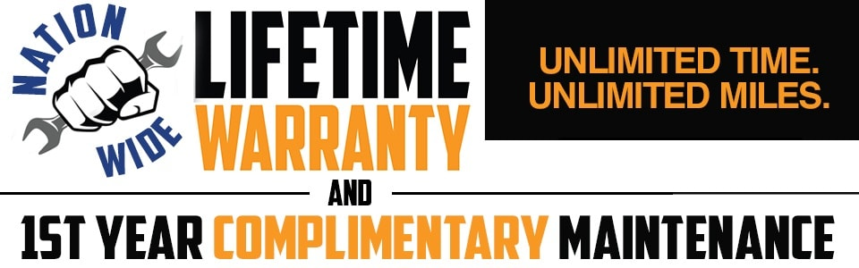The Vehicle Lifetime Warranty At Subaru Of Orange Park In