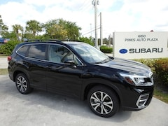 2019 Subaru Forester Limited SUV for sale in Pembroke Pines near Miami