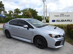 2019 Subaru WRX Limited Sedan for sale in Pembroke Pines near Miami