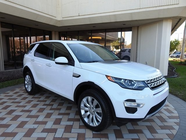 2015 Land Rover Discovery Sport HSE Luxury SUV