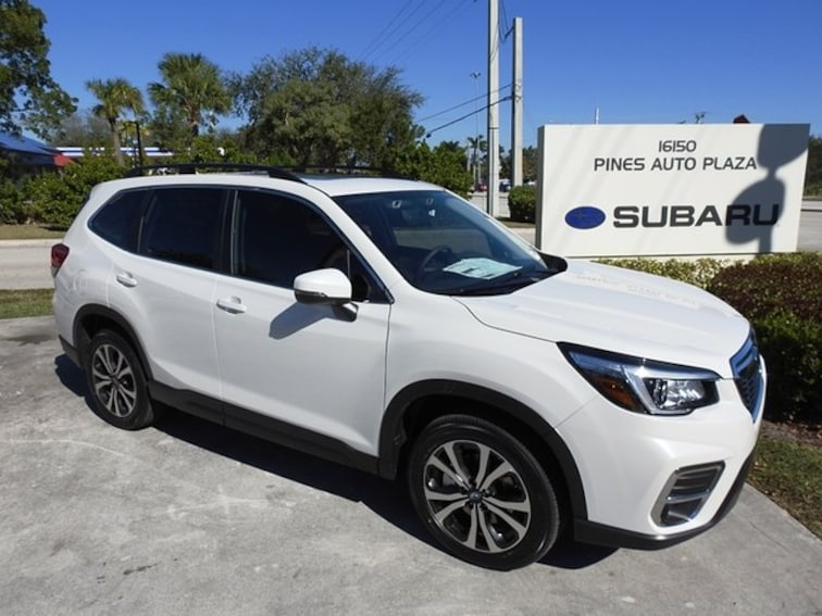New 2019 Subaru Forester Limited SUV For Sale/Lease Pembroke Pines
