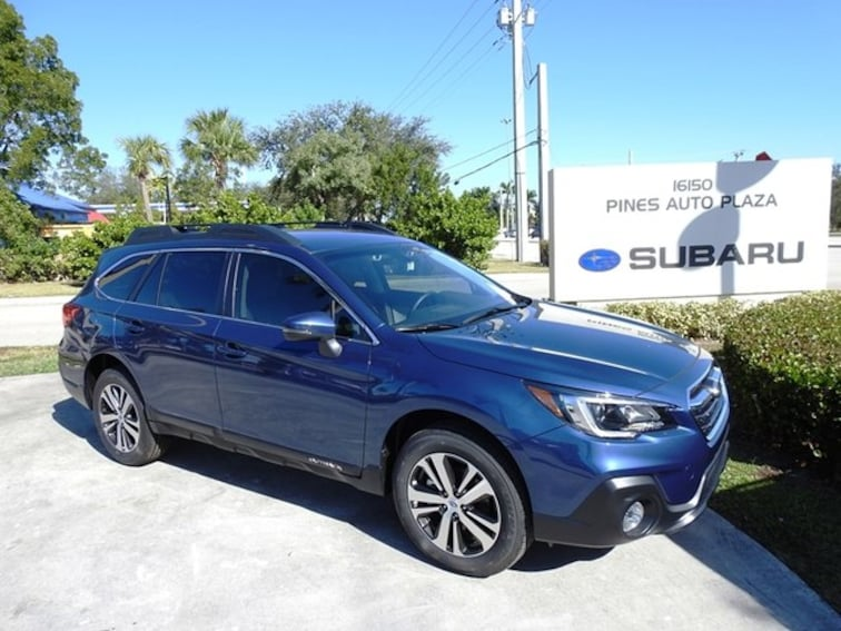 New 2019 Subaru Outback 2.5i Limited SUV For Sale/Lease Pembroke Pines