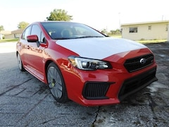 2018 Subaru WRX STI Limited with Lip Sedan for sale in Pembroke Pines near Miami