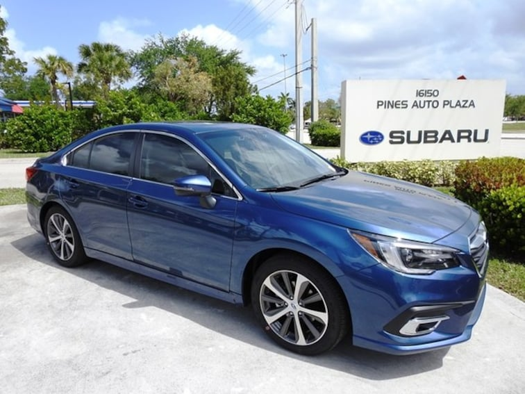 New 2019 Subaru Legacy 2.5i Limited Sedan For Sale/Lease Pembroke Pines