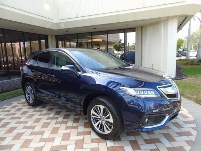 Used 2016 Acura RDX Base SUV in Pembroke Pines