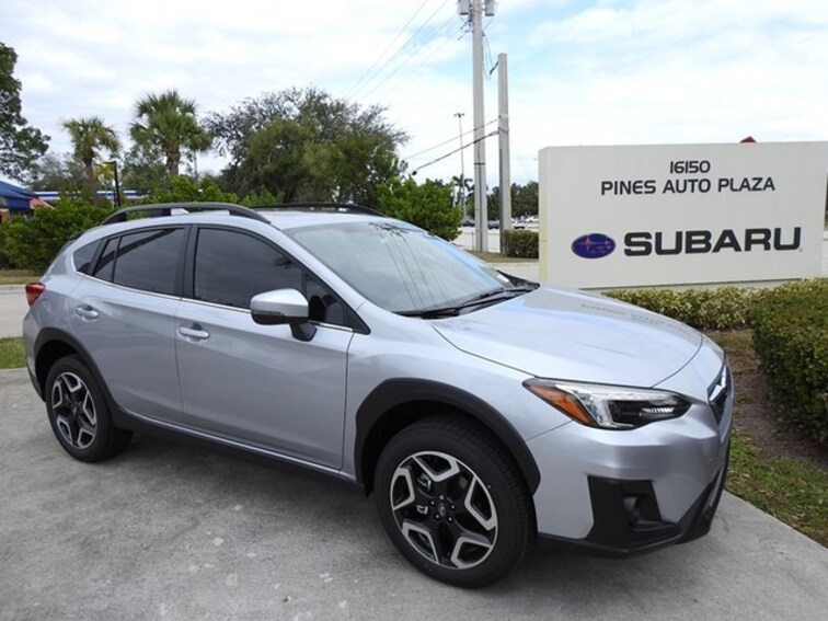 New 2019 Subaru Crosstrek 2.0i Limited SUV For Sale/Lease Pembroke Pines
