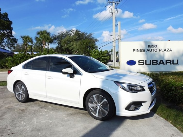 New 2019 Subaru Legacy 2.5i Limited Sedan For Sale/Lease Pembroke Pines