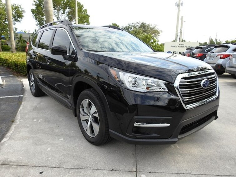 New 2019 Subaru Ascent Premium 7-Passenger SUV For Sale/Lease Pembroke Pines