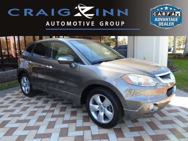 Used 2008 Acura RDX Base SUV in Pembroke Pines