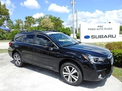 2019 Subaru Outback 2.5i Limited SUV 4S4BSANC8K3290433 for sale in Pembroke Pines near Miami