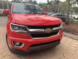2016 Chevrolet Colorado LT Truck