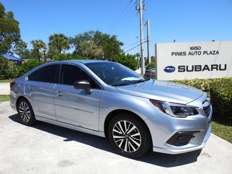 New 2019 Subaru Legacy 2.5i Sedan For Sale/Lease Pembroke Pines