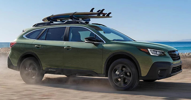 New 2021 Outback Subaru of Pembroke Pines