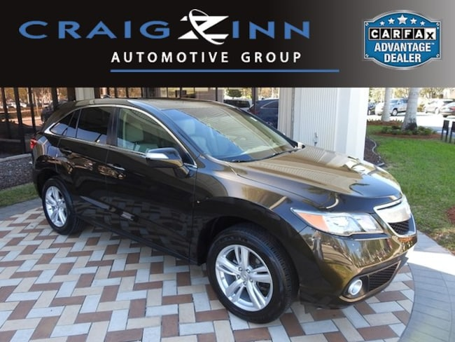 Used 2014 Acura RDX Technology Package SUV in Pembroke Pines