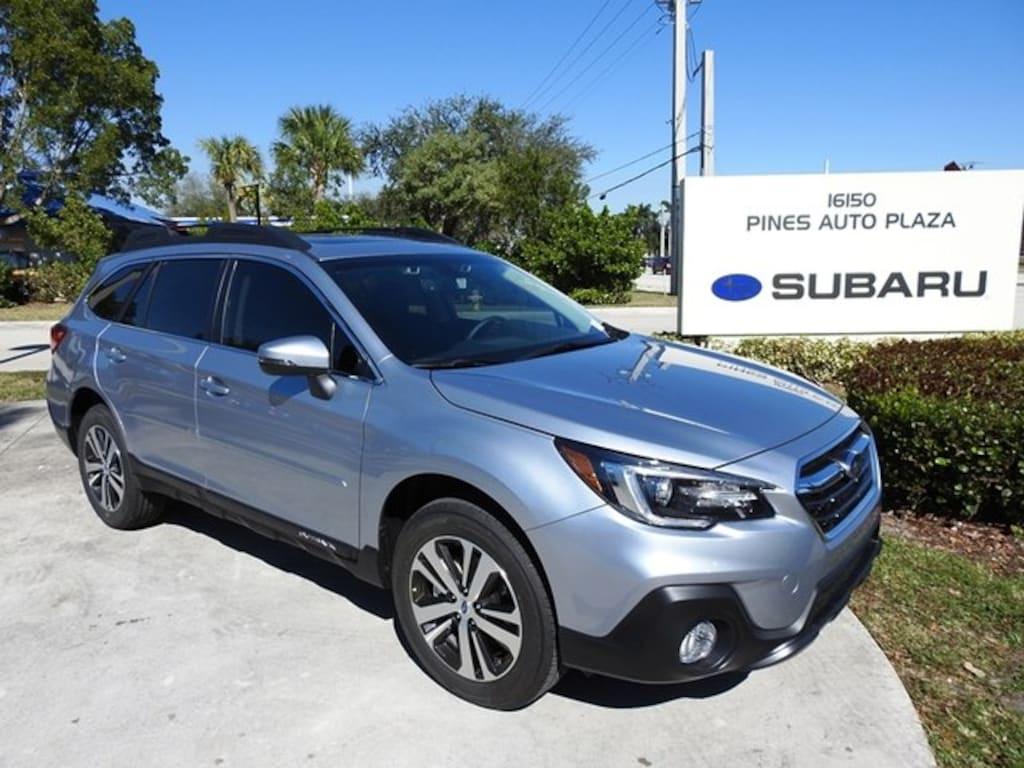 Subaru Of Pembroke Pines >> New 2019 Subaru Outback For Sale Lease In Pembroke Pines Fl 9163900