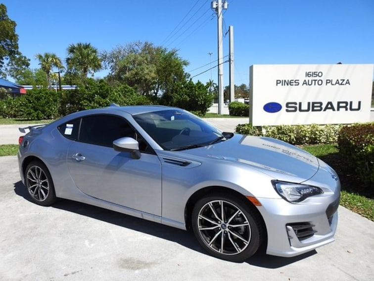 New 2018 Subaru BRZ Limited Coupe For Sale/Lease Pembroke Pines