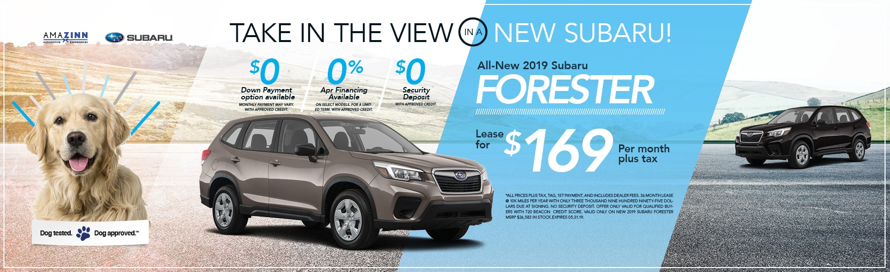 New And Used Subaru Dealer