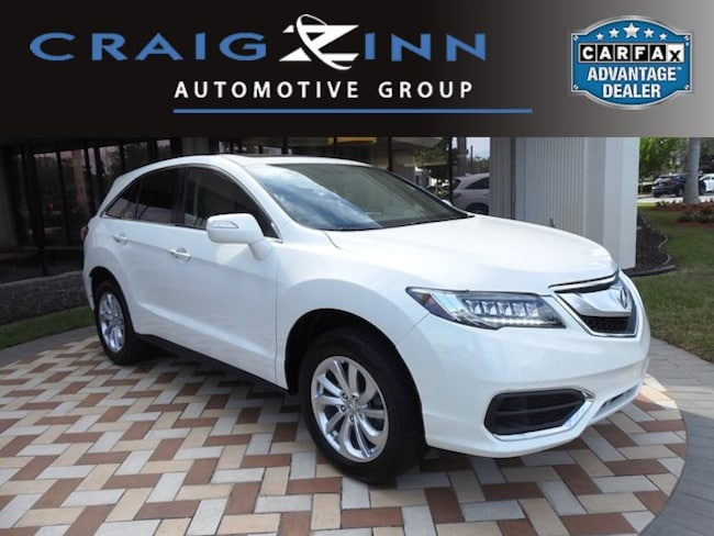 Used 2017 Acura RDX Base SUV in Pembroke Pines