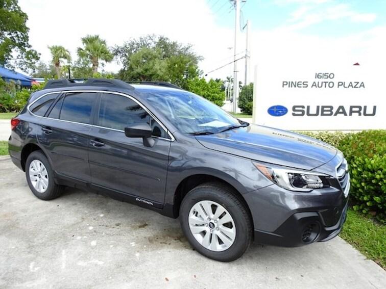 New 2019 Subaru Outback 2.5i SUV For Sale/Lease Pembroke Pines