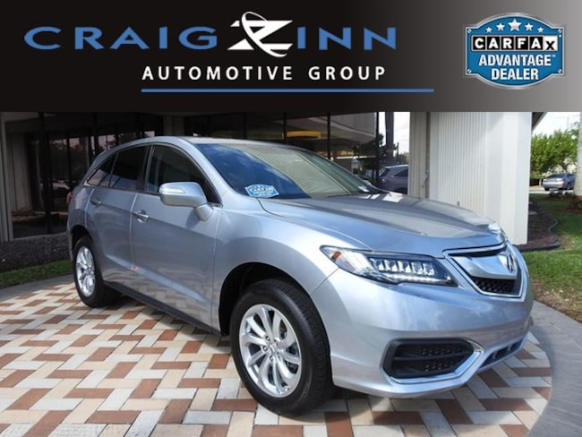 Used 2018 Acura RDX Base SUV in Pembroke Pines
