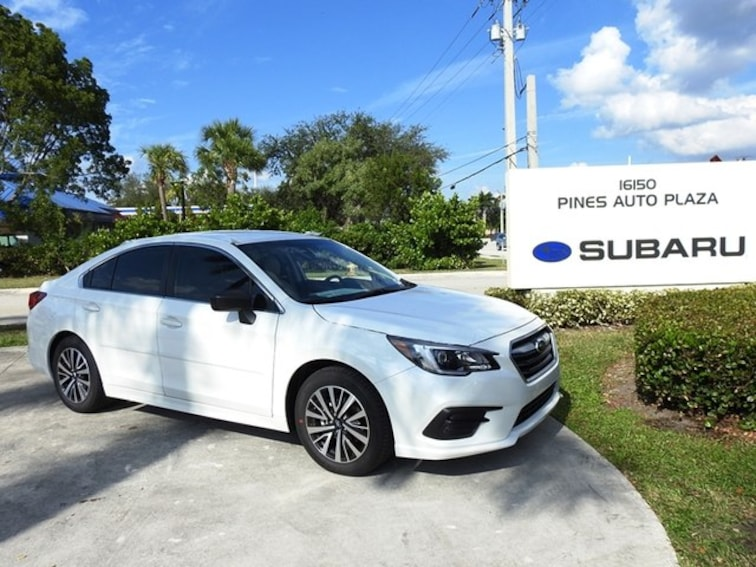 New 2019 Subaru Legacy 2.5i Sedan For Sale/Lease Pembroke Pines