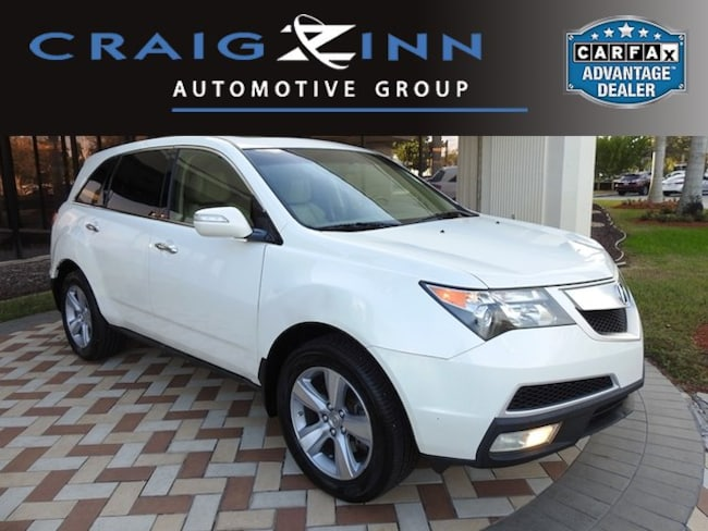 Used 2011 Acura MDX Technology SUV in Pembroke Pines
