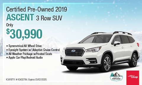 February 2020 Certified Ascent Special