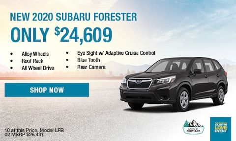 March 2020 Forester Special